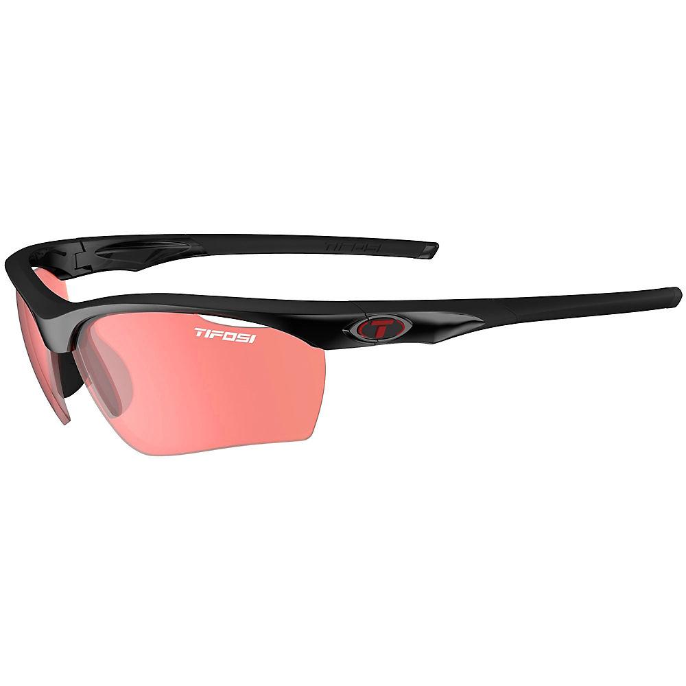 Tifosi Vero Crystal Black Sunglasses - Crystal Black Enlive  Crystal Black Enlive