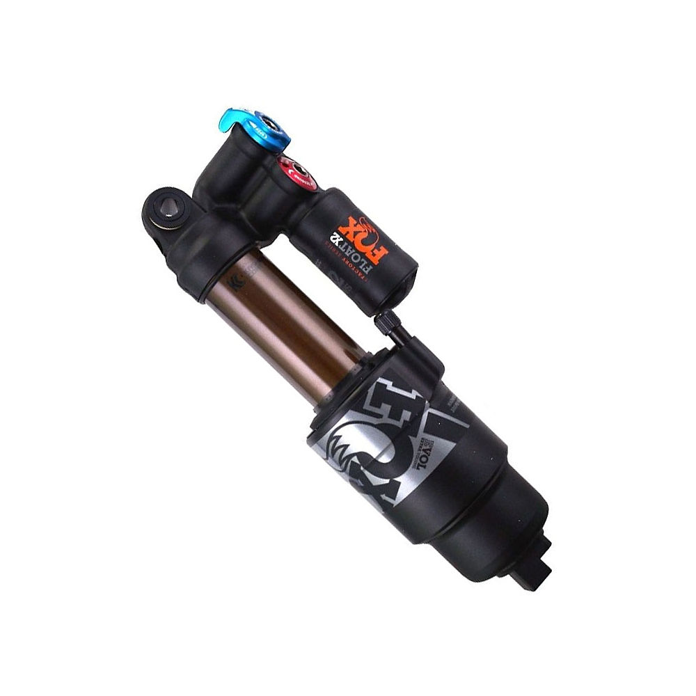 Fox Suspension Float X2 Fact 2Pos-Adj SBC Enduro Shock 2020 - Black - 57mm Stroke, Black