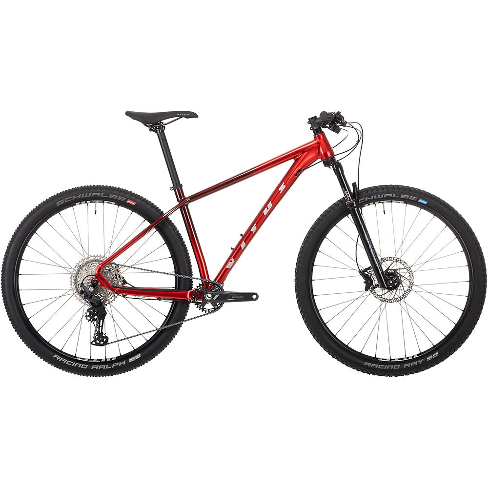 Bicicleta de montaña Vitus Rapide 29 VR 2021 - Burnt Red, Burnt Red