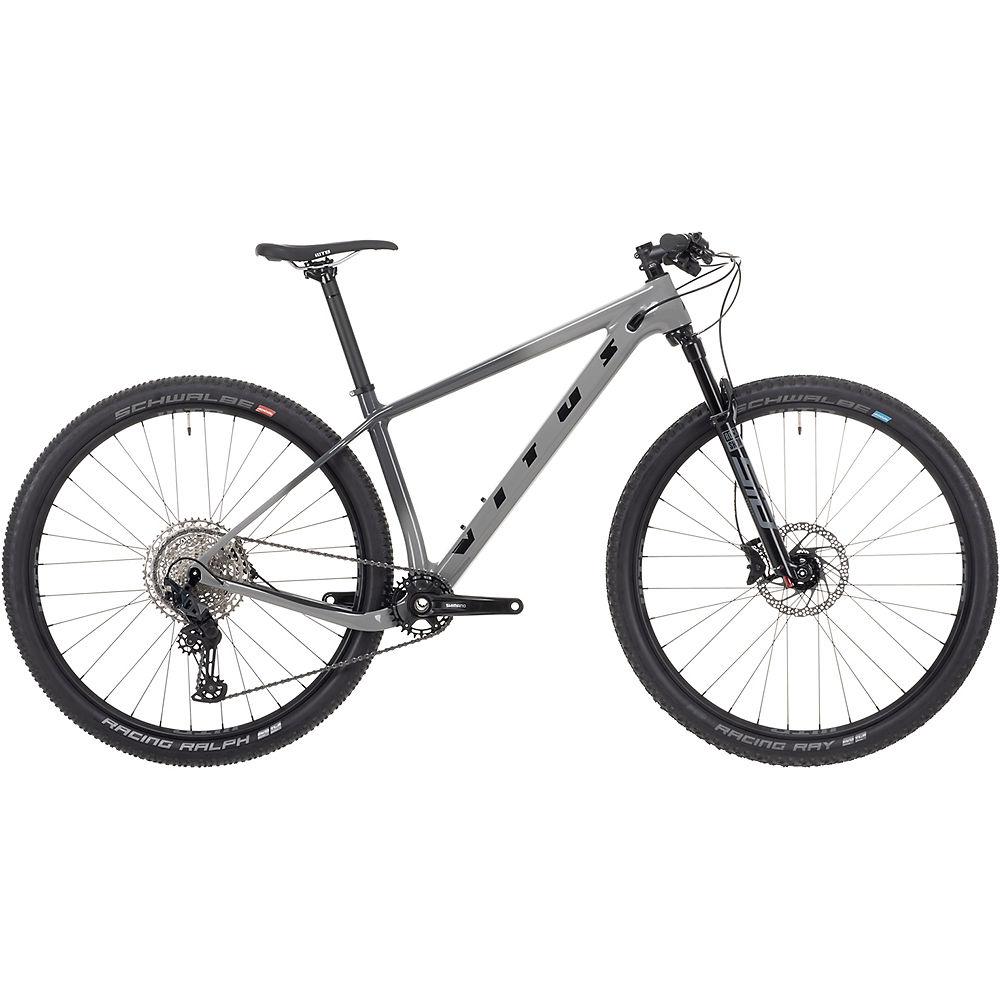 Vitus Rapide 29 CRS Mountain Bike 2021 - Burnt Nardo, Burnt Nardo