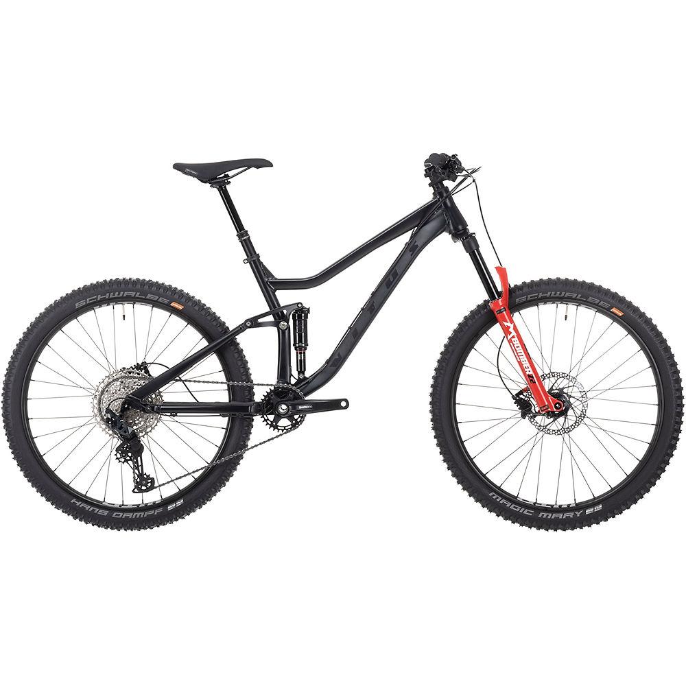 Bicicleta de montaña Vitus Nucleus 27 VRX 2021 - Burnt Charcoal, Burnt Charcoal