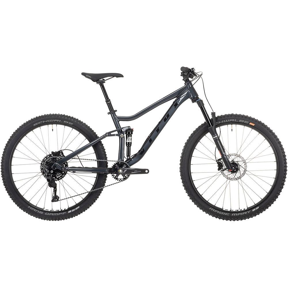 Bicicleta de montaña de mujer Vitus Mythique 27 VRW 2021 - Pearl Grey, Pearl Grey