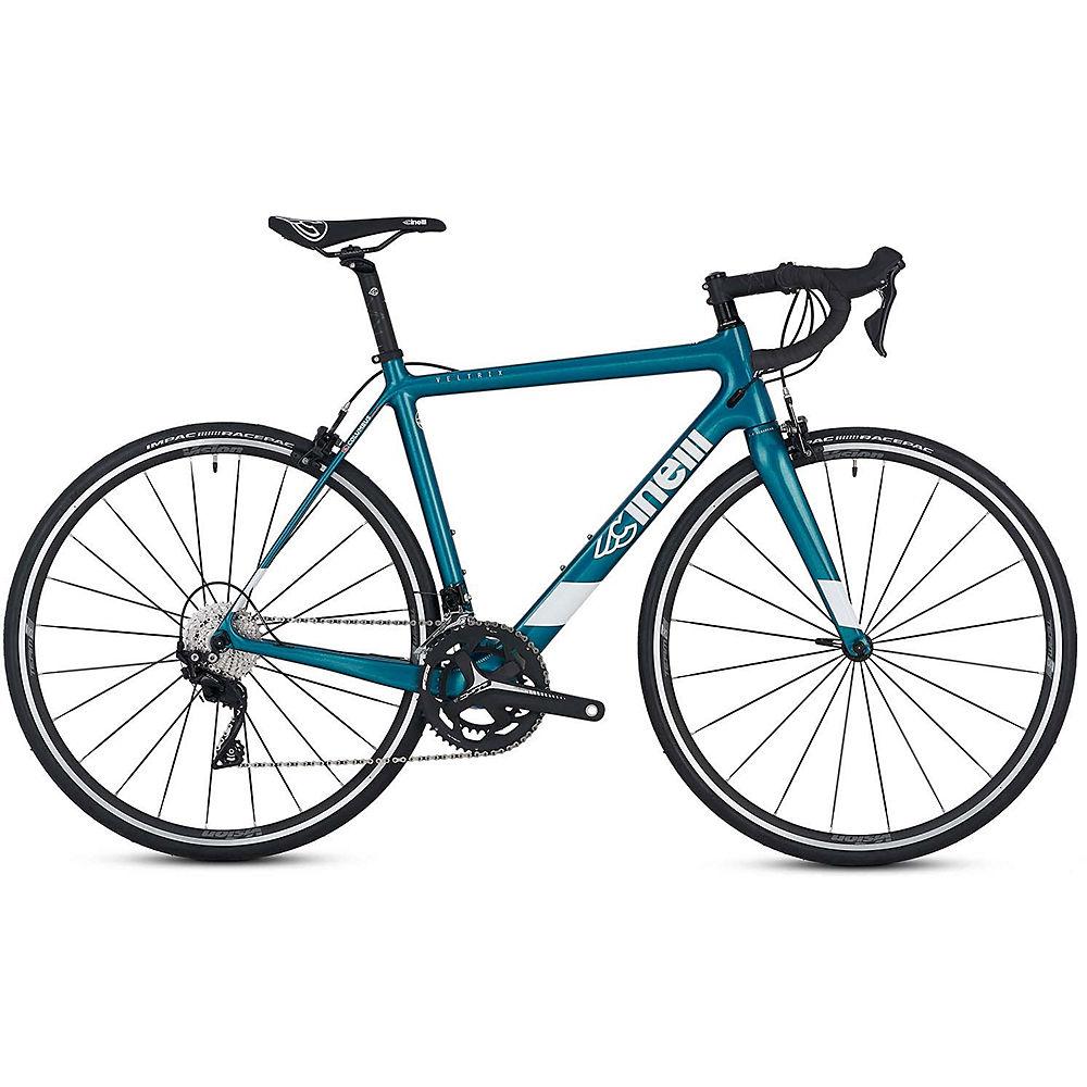 Cinelli Veltrix 105 Road Bike 2020 - blu - M