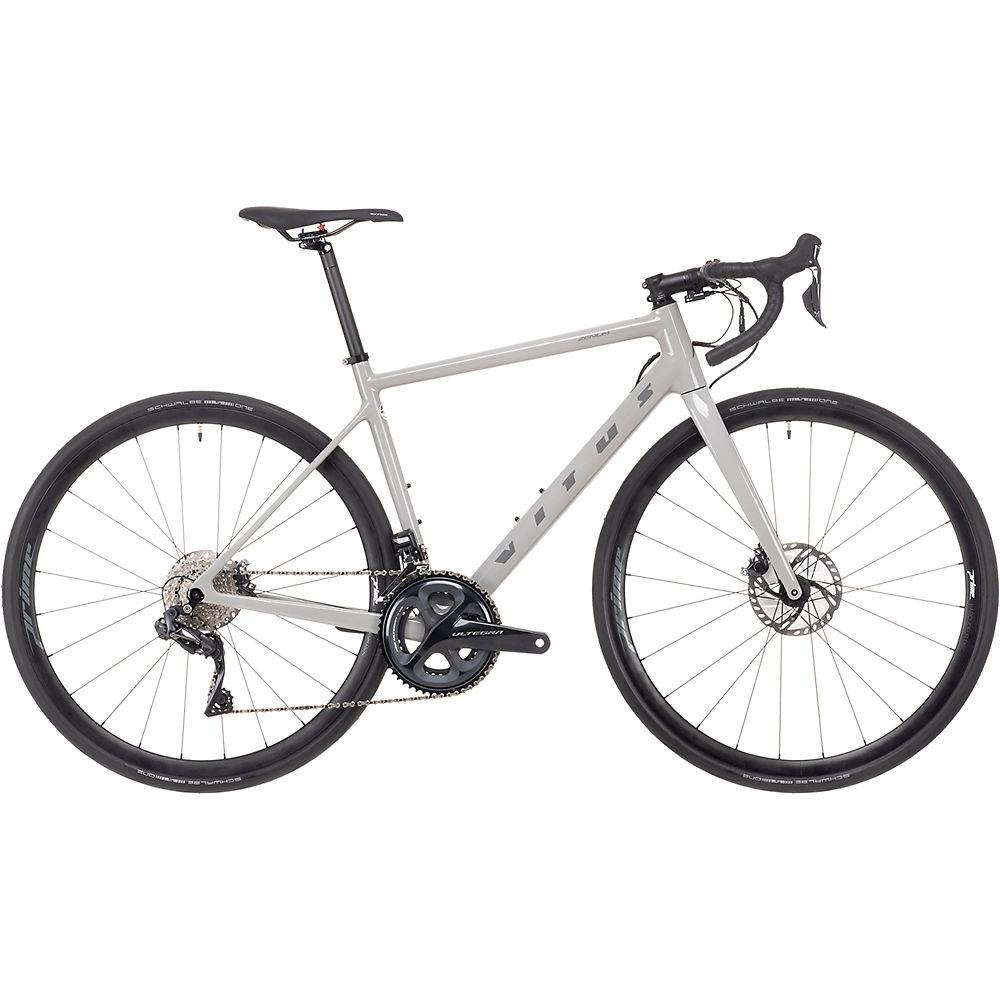 Bicicleta de carretera Vitus Zenium CRS Di2 (Ultegra Di2) 2021 - Nardo Grey, Nardo Grey