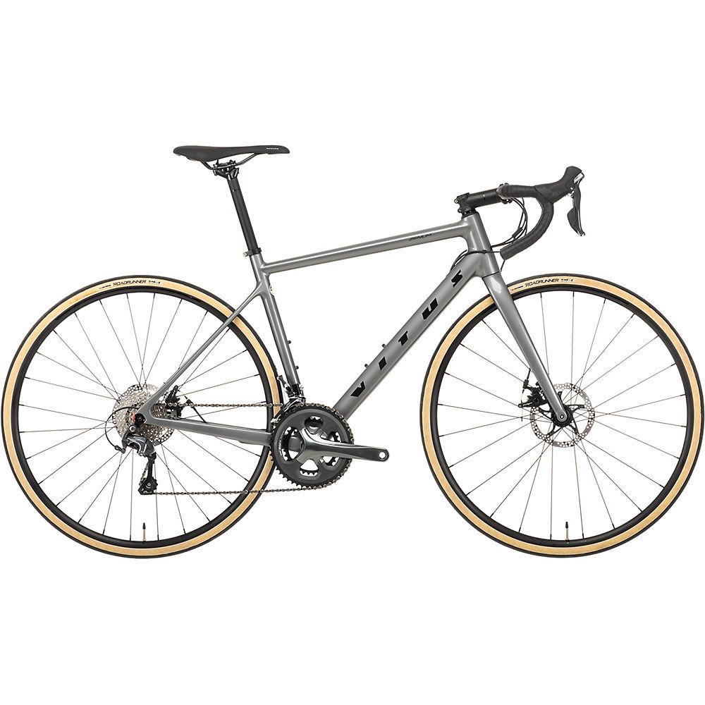 Vitus Zenium Road Bike (tiagra) 2021 - Anthracite - L  Anthracite
