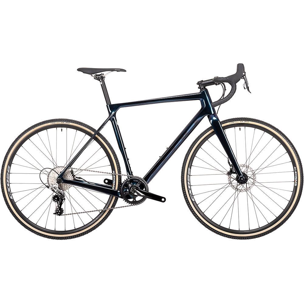 Bicicleta de ciclocross Vitus Energie EVO CR (Rival) 2021 - Azul - XS, Azul