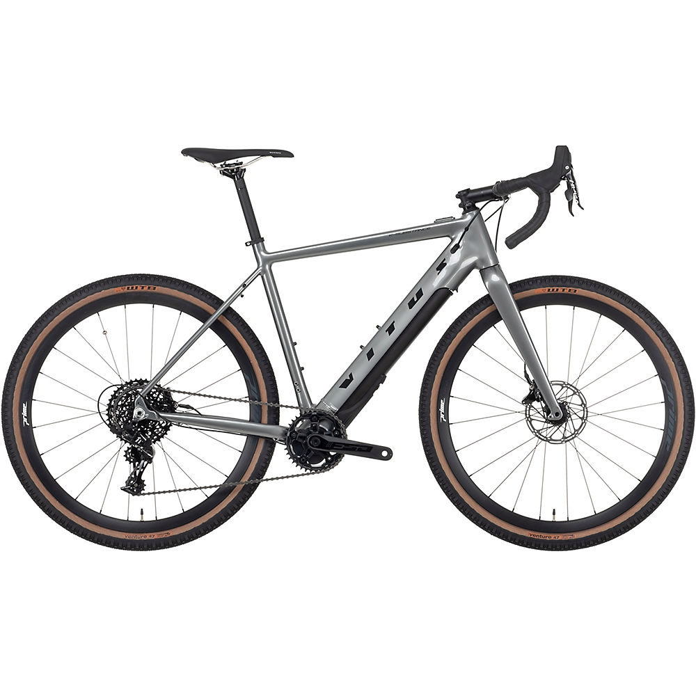 Vitus E Substance Aluminium E Adventure Bike 2021 - Anthracite - XL, Anthracite