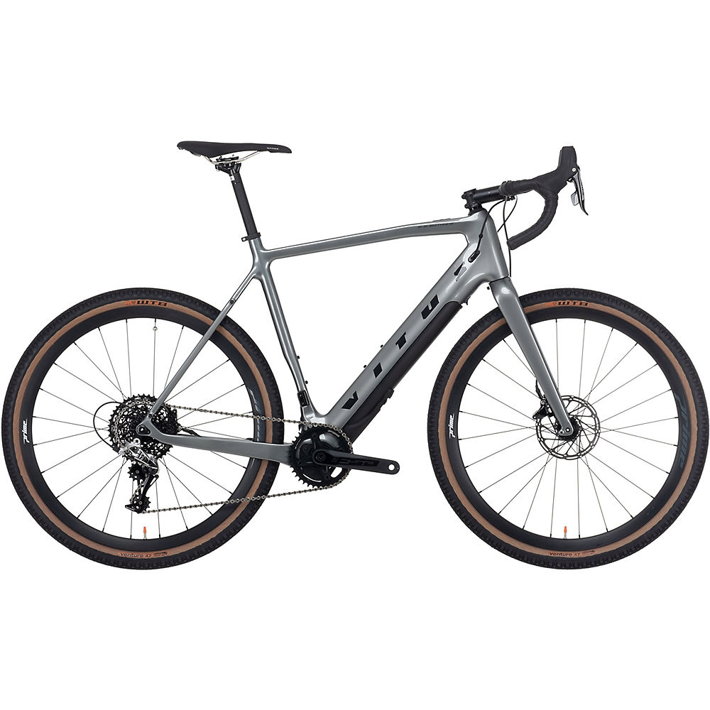 Vitus E Substance Carbon E Adventure Bike 2021 - Anthracite, Anthracite