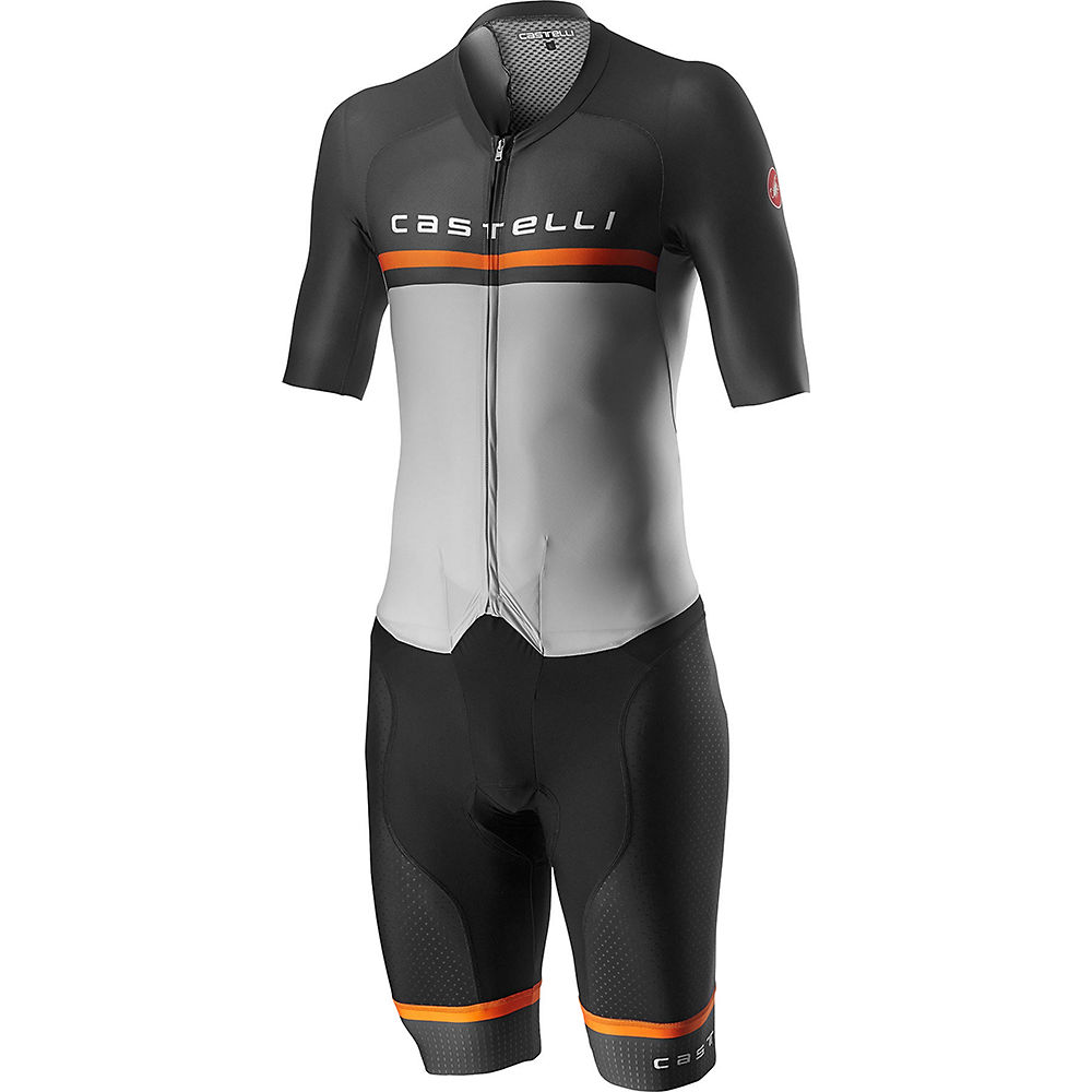 Castelli Sanremo 4.0 Speed Suit - Plata Gris, Plata Gris