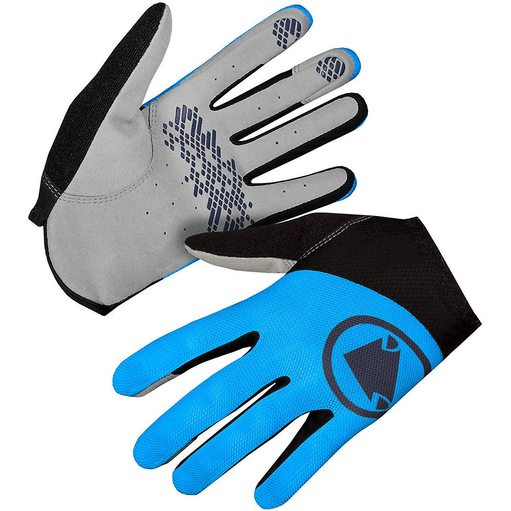 Endura Hummvee Lite Icon Gloves - Electric Blue - Xl  Electric Blue