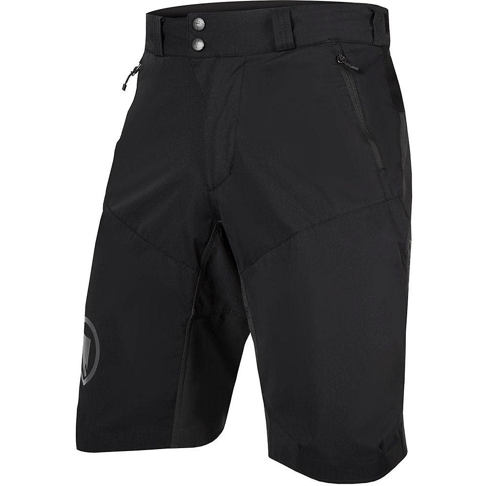 Endura Mt500 Spray Shorts (waterproof Rear) - Black  Black