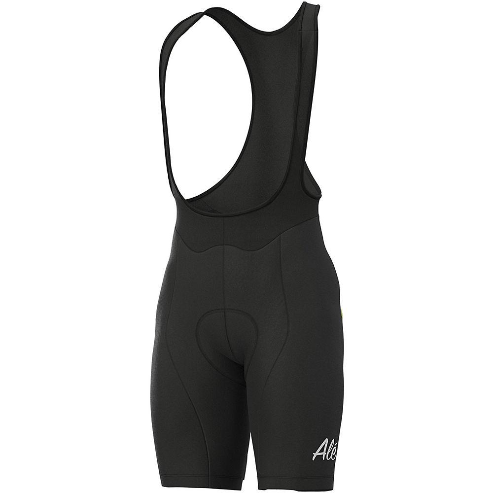 Alé Classic Epica Bib Shorts - Black - XL, Black