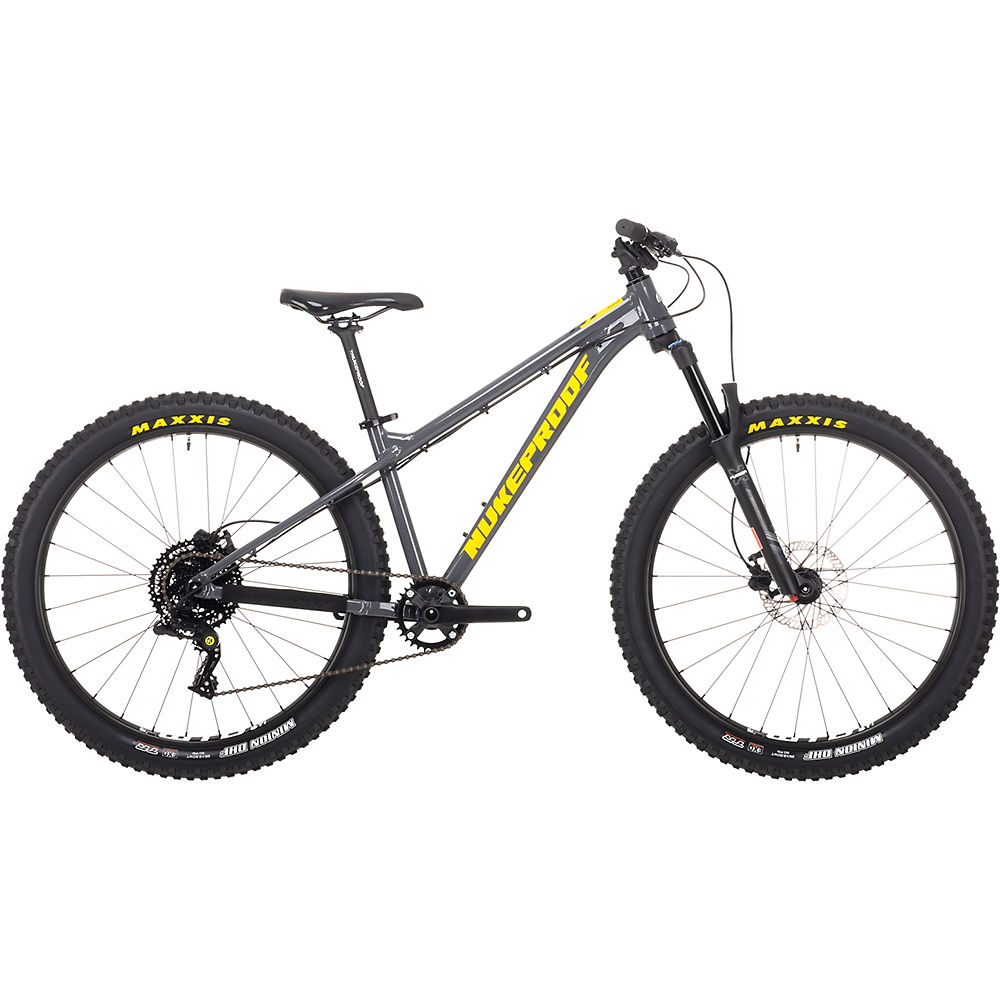 Bicicleta Nukeproof Cub-Scout 26 Sport (Box 4) 2021 - Bullet Grey - 26