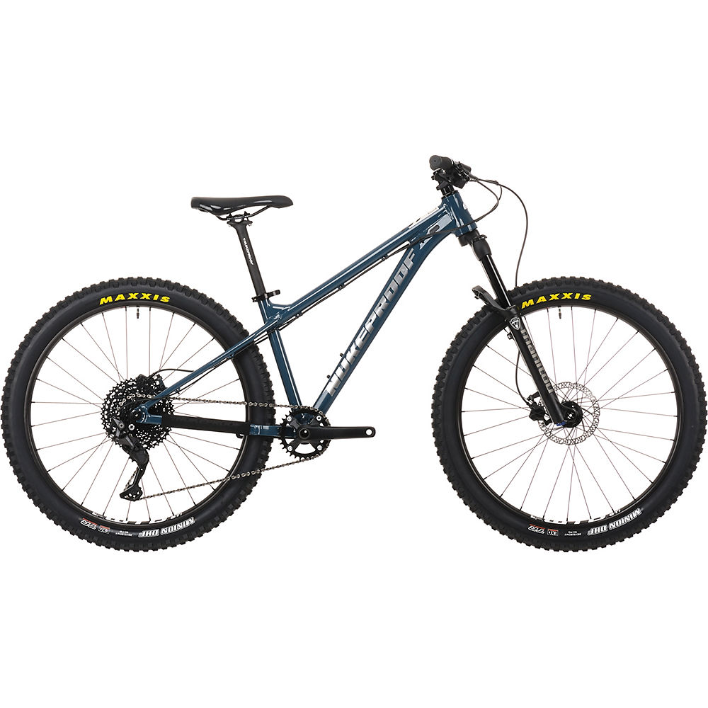 Bicicleta de carrera Nukeproof Cub-Scout 26 (Deore) 2021 - Bottle Blue - 26