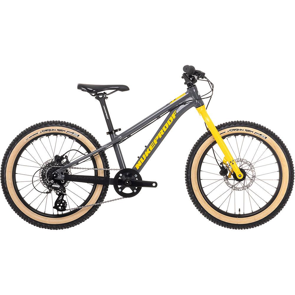 Bicicleta Nukeproof Cub-Scout 20 Sport (Altus) 2021 - Bullet Grey - 20