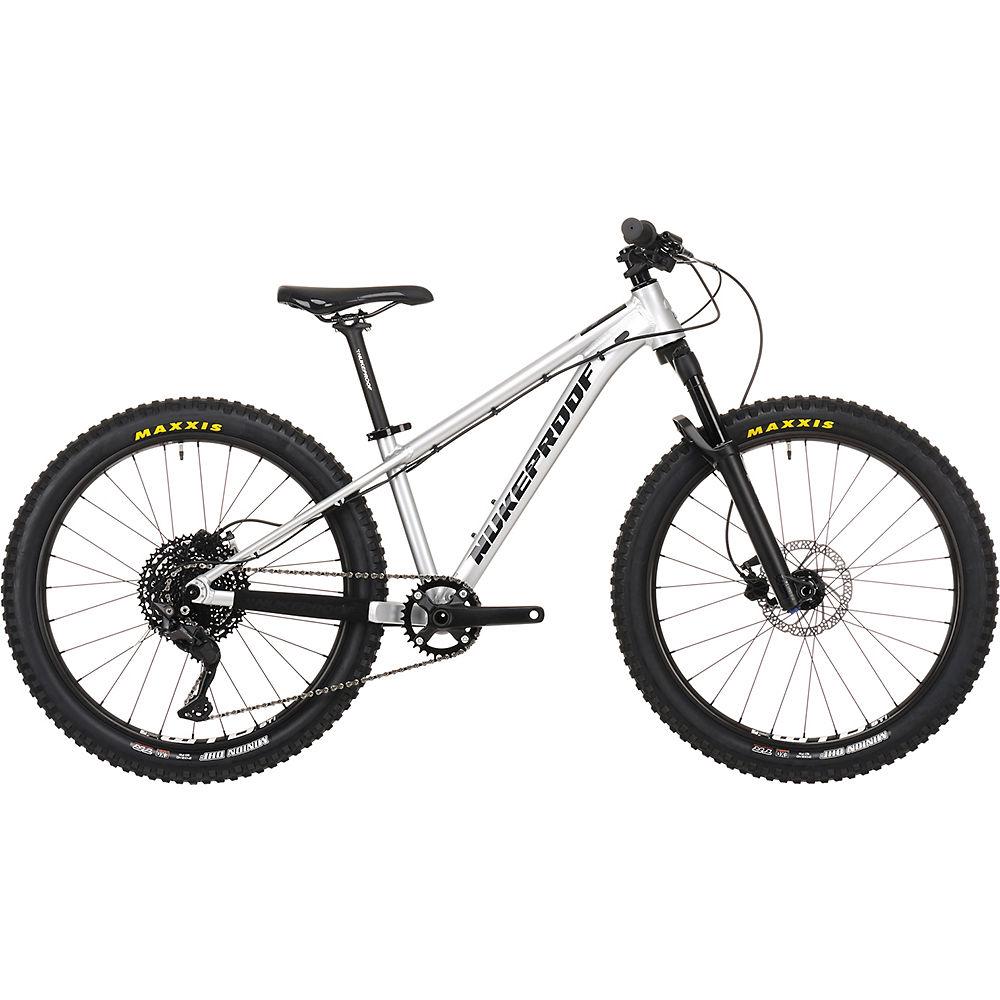 Bicicleta de carrera Nukeproof Cub-Scout 24 (Deore) 2021 - Plata - 24