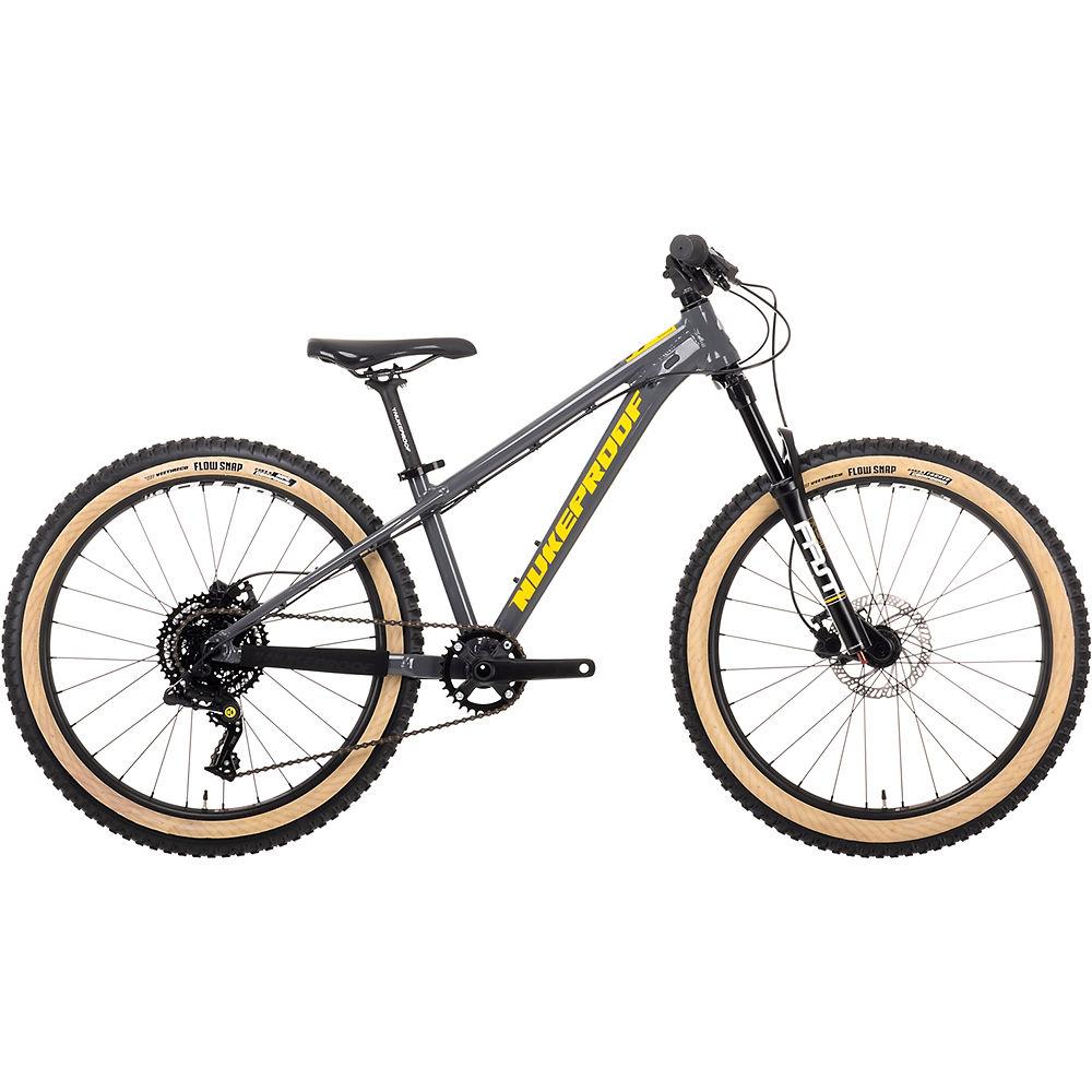 Bicicleta Nukeproof Cub-Scout 24 Sport (Box 4) 2021 - Bullet Grey - 24