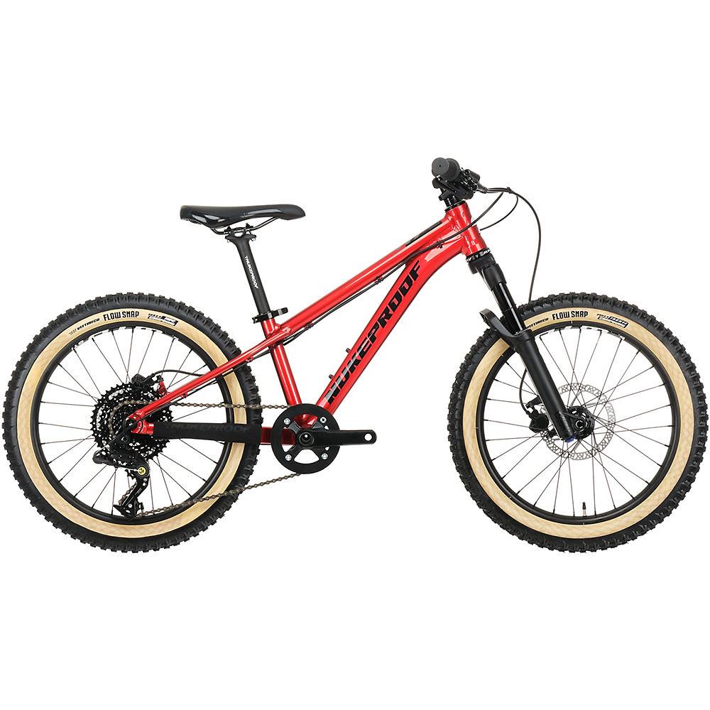 Bicicleta Nukeproof Cub-Scout 20 Sport (Box 4) 2021 - Rojo - 20