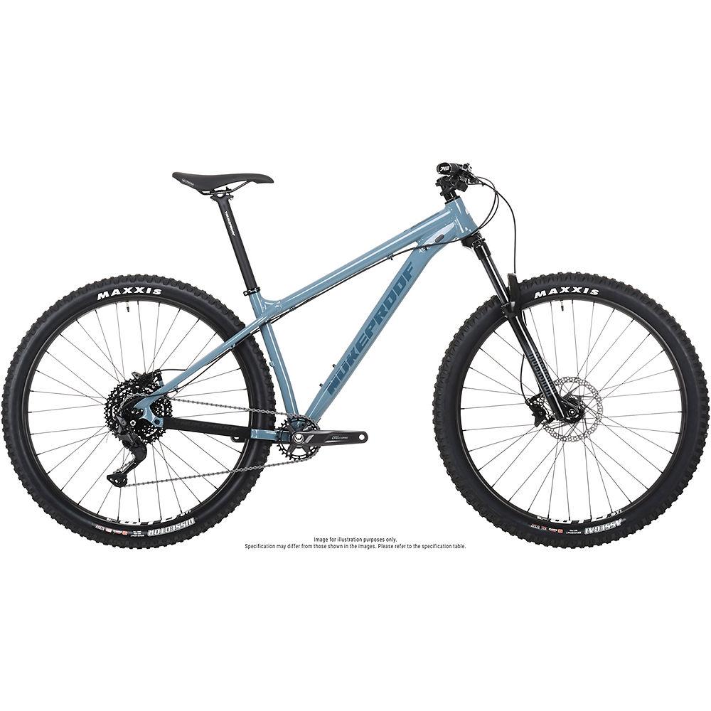 Bicicleta Nukeproof Scout 290 Race (Deore10) 2021 - Overcast Blue - M, Overcast Blue