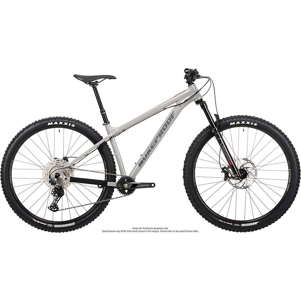 Bicicleta Nukeproof Scout 290 Comp (Deore12) 2021 - Concrete Grey - XL, Concrete Grey