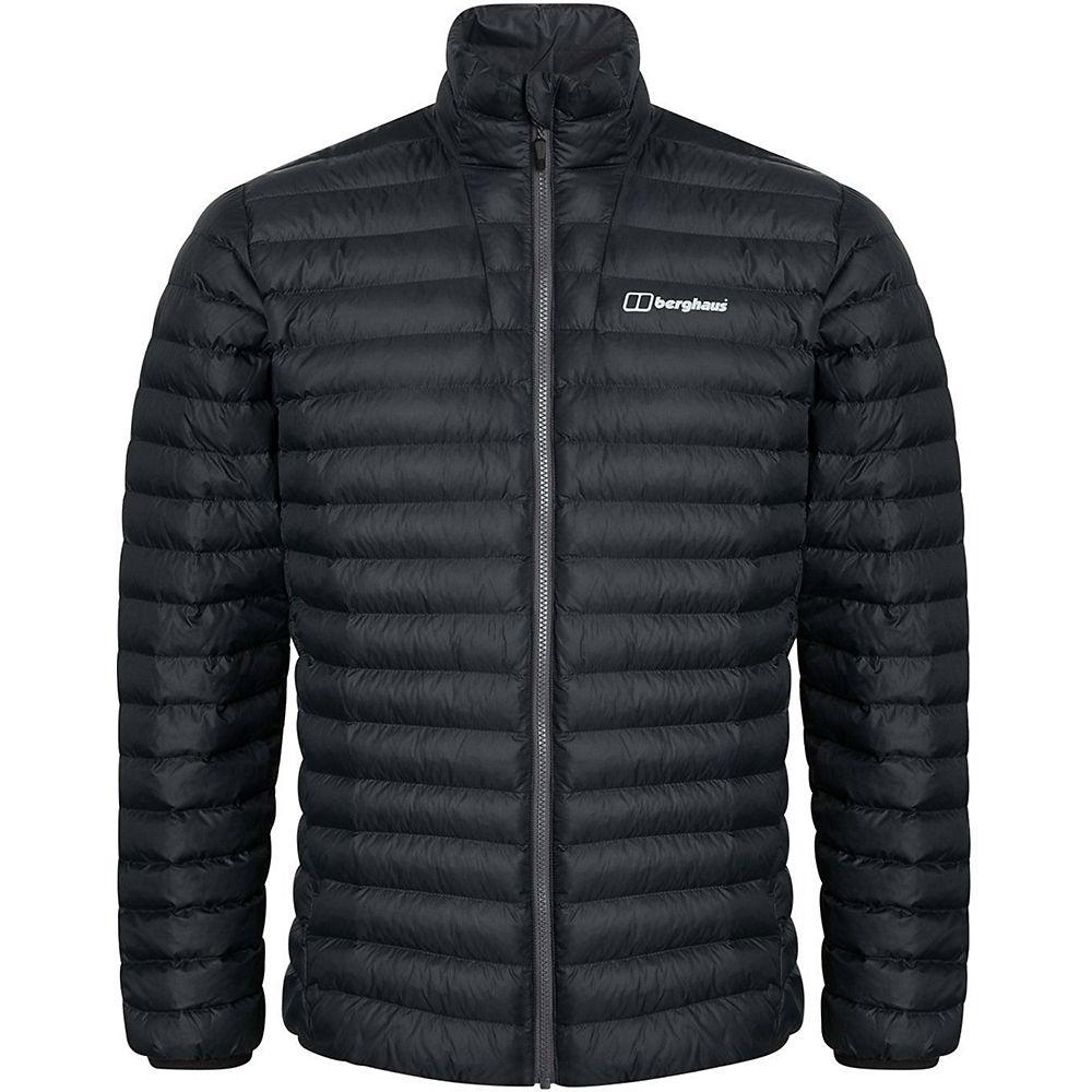 berghaus seral jacket  - xl - jet black