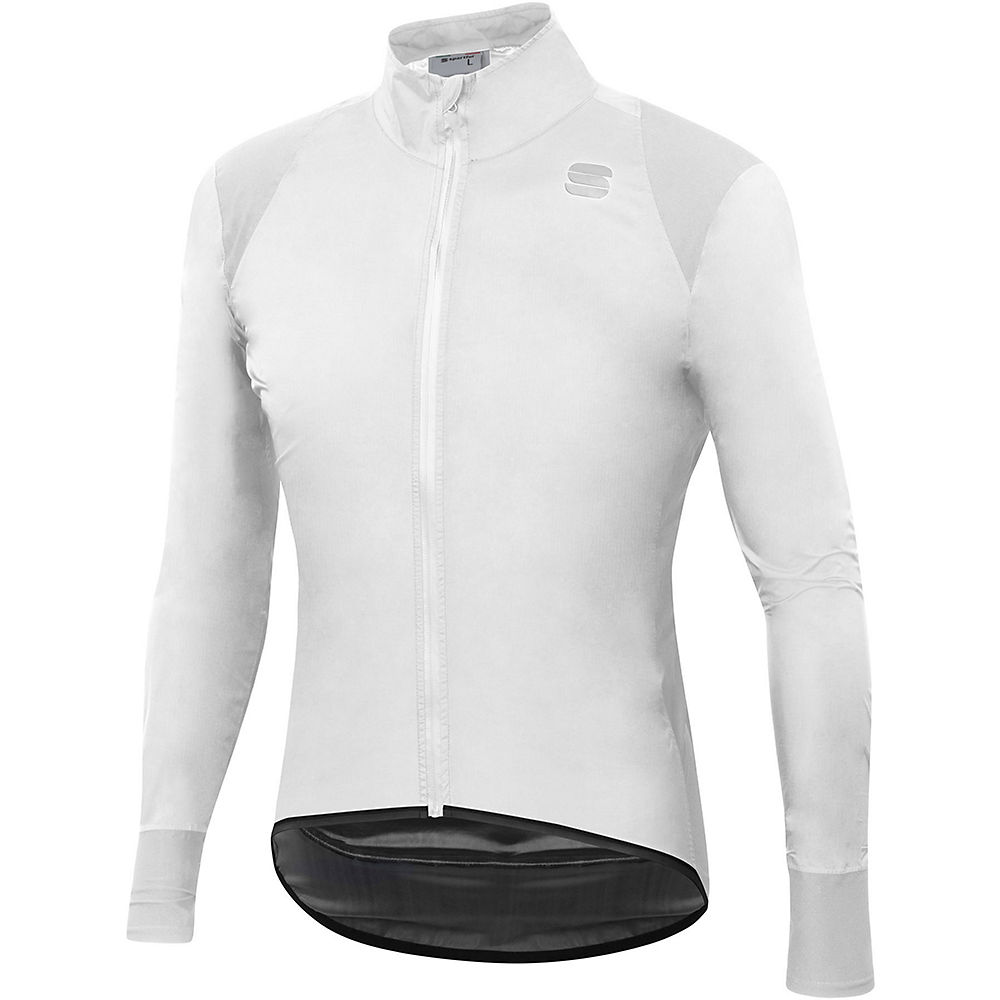 Sportful Hot Pack Norain Jacket - White - M  White