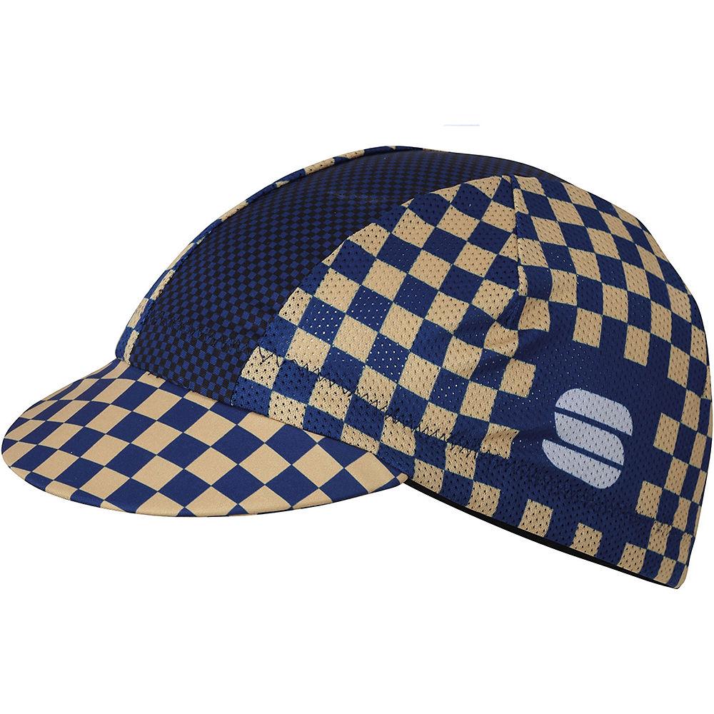 Sportful Mate Cap  - Blue Twilight-gold-black - One Size  Blue Twilight-gold-black