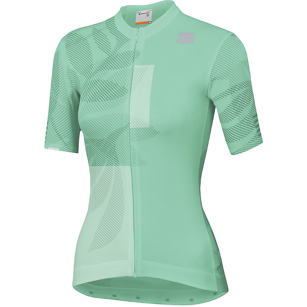 Sportful Womens Oasis Jersey  - Acqua Green-bubble Gum-white - Xl  Acqua Green-bubble Gum-white