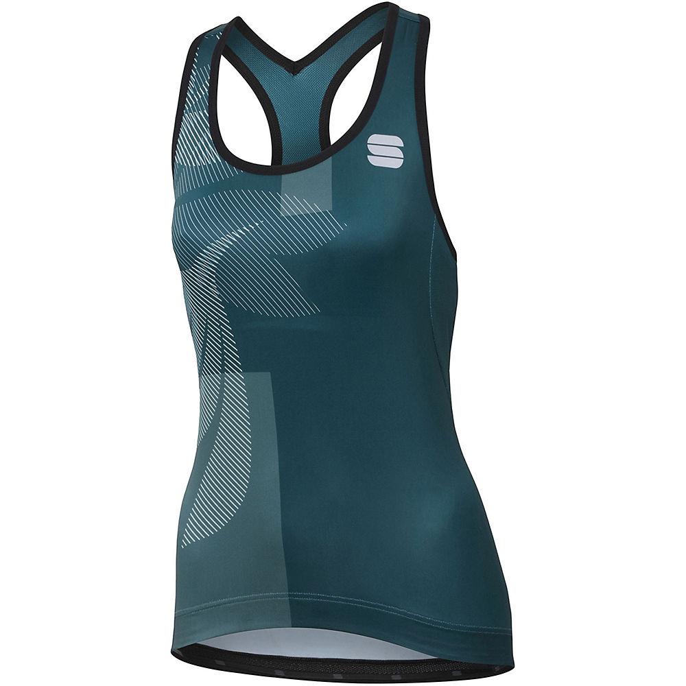 Sportful Womens Oasis Top  - Sea Moss-green-white - Xl  Sea Moss-green-white