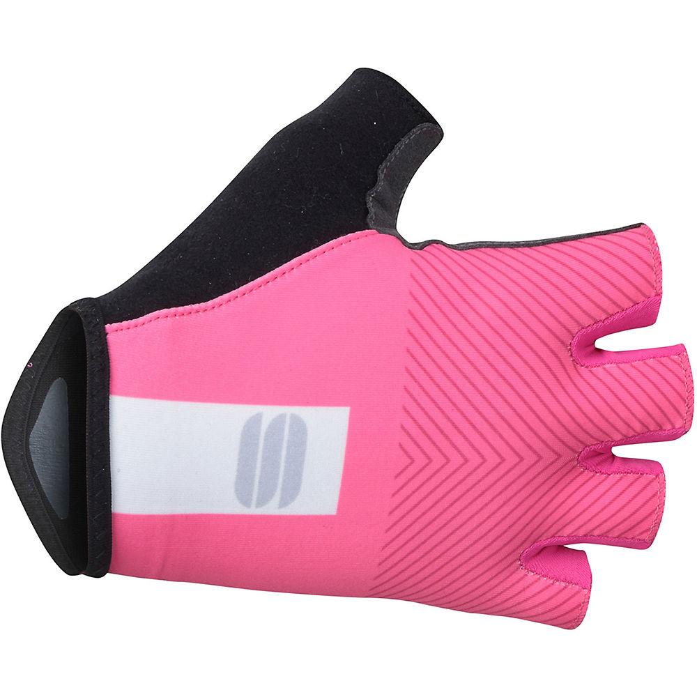 Sportful Womens Diva Gloves  - Bubble Gum  Bubble Gum