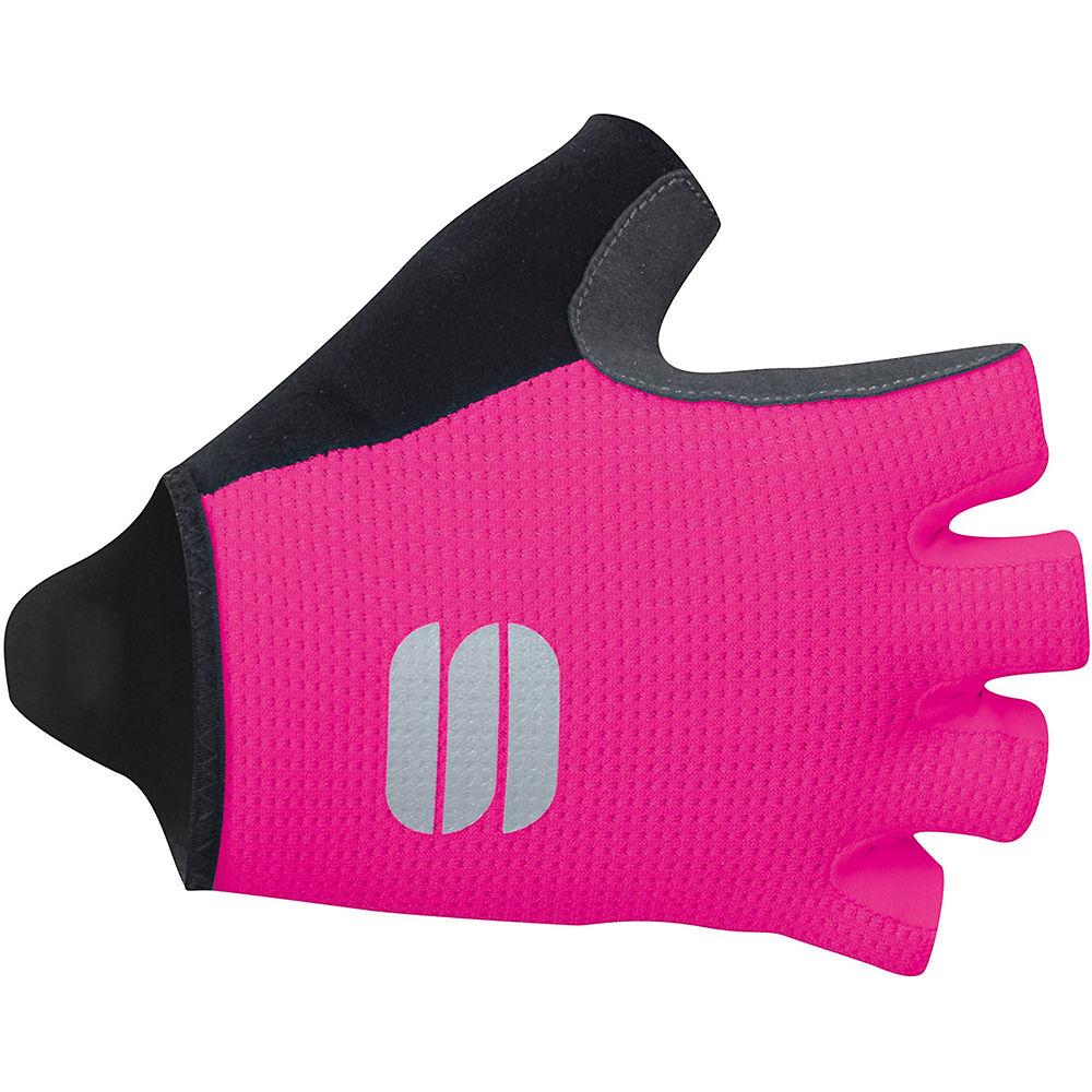 Sportful Womens Tc Gloves  - Bubble Gum  Bubble Gum
