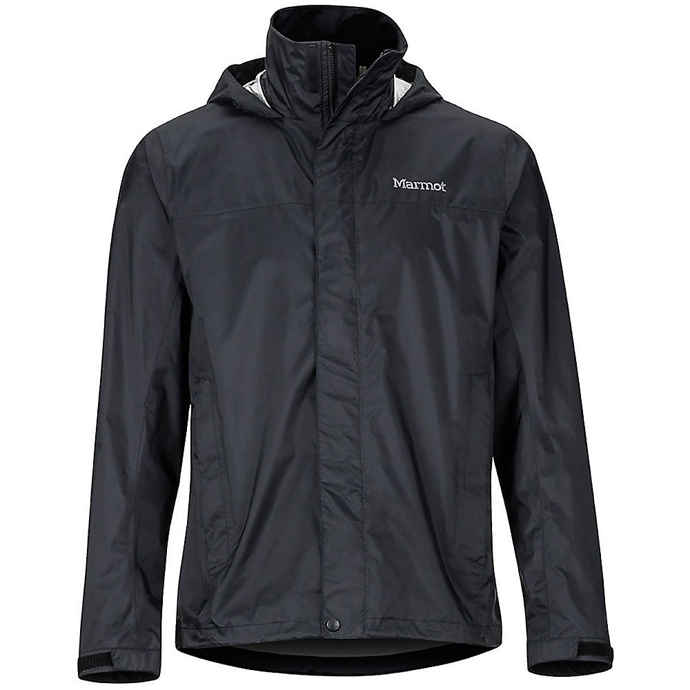 Image of Marmot PreCip Eco Jacket - Noir - L, Noir