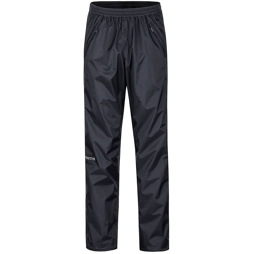 Image of Marmot PreCip Eco Full Zip Pant - Noir - XL, Noir