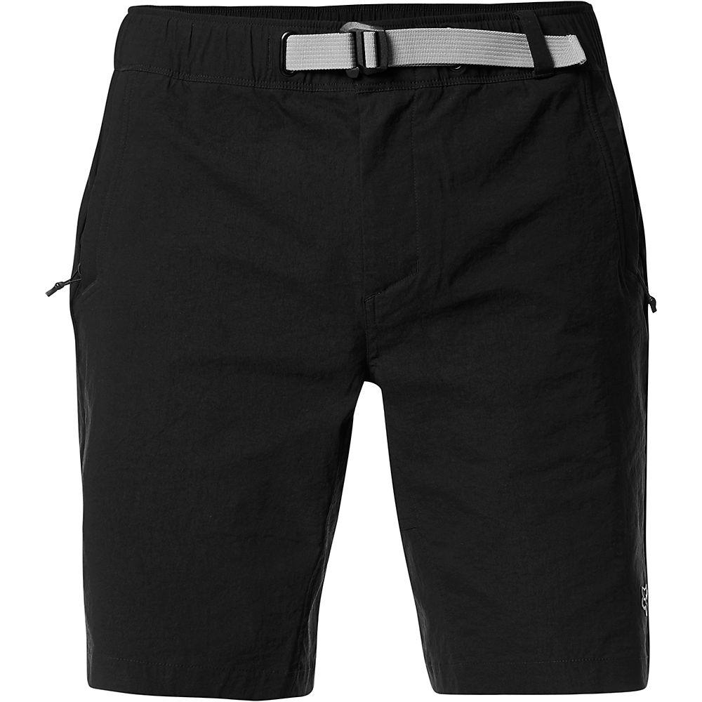 Fabric Ergo Lock On Grips - Black  Black