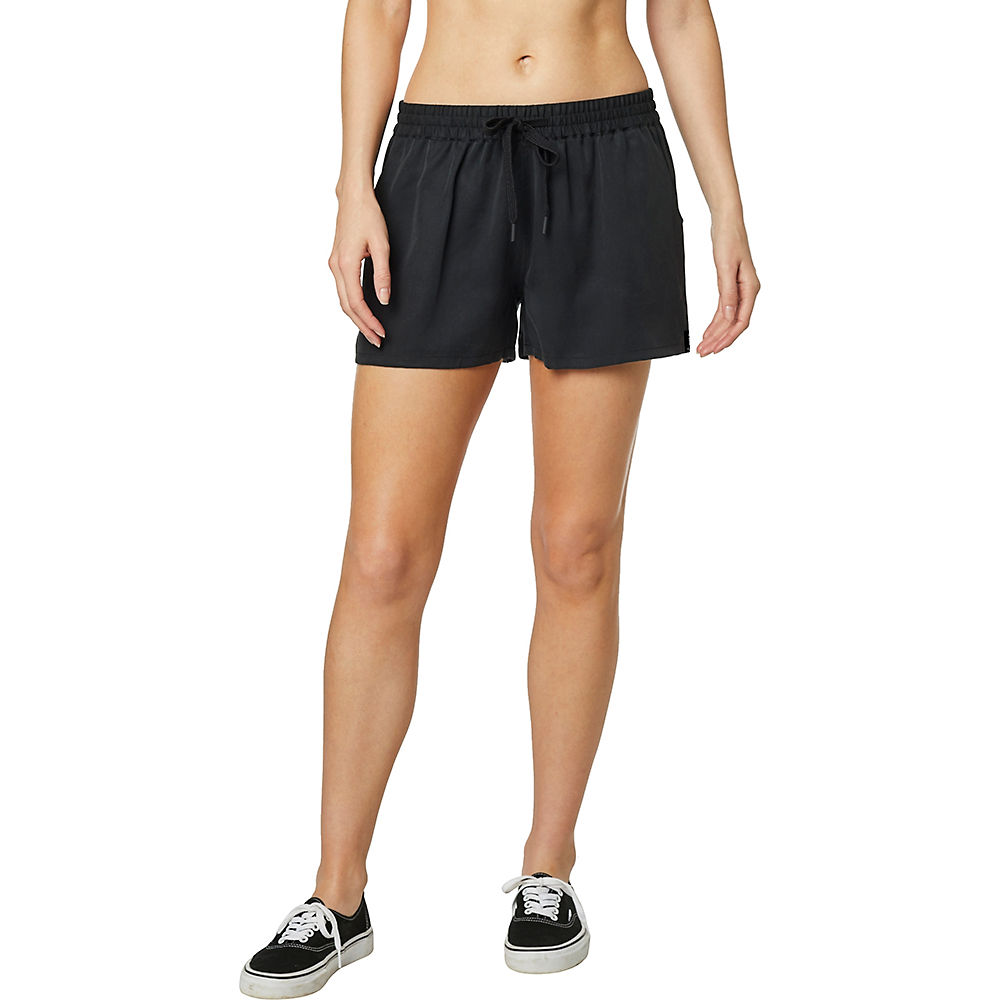 Fox Racing Barnett Woven Shorts - Black - Xl  Black