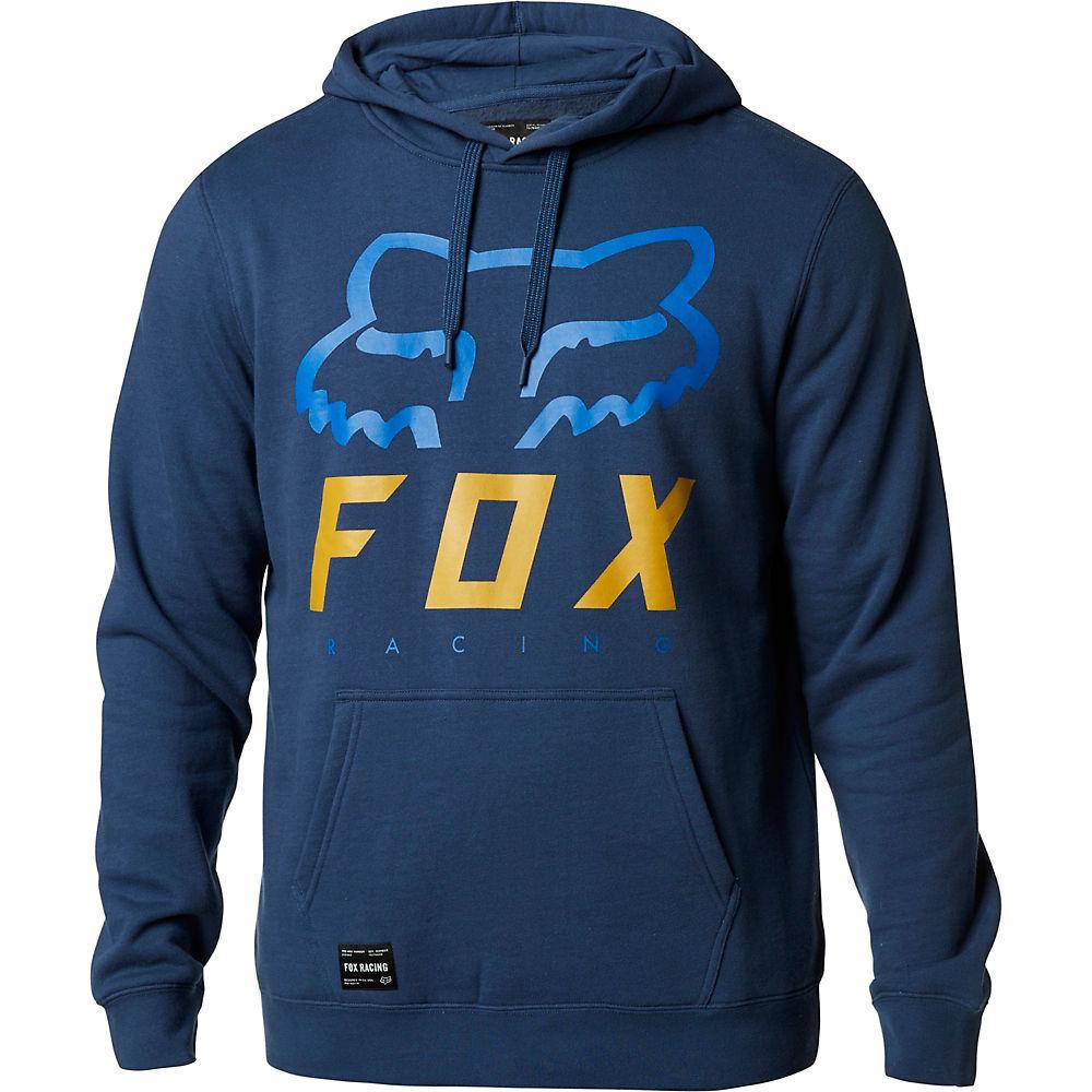 Image of Fox Racing Heritage Forger Fleece Hoodie - Light Indio, Light Indio