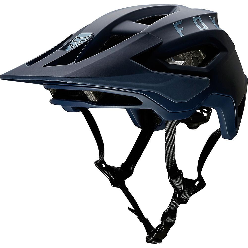 Fox Racing Speedframe MTB Helmet  – Navy, Navy
