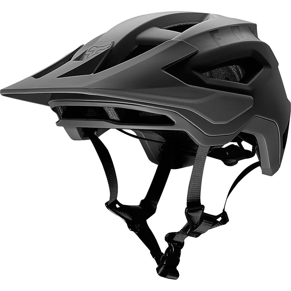 Fox Racing Speedframe MTB Helmet  – Pewter, Pewter