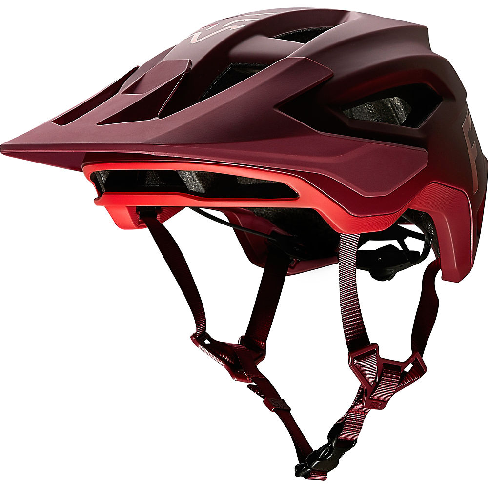 Fox Racing Speedframe MTB Helmet (Wurd)  – Chili, Chili