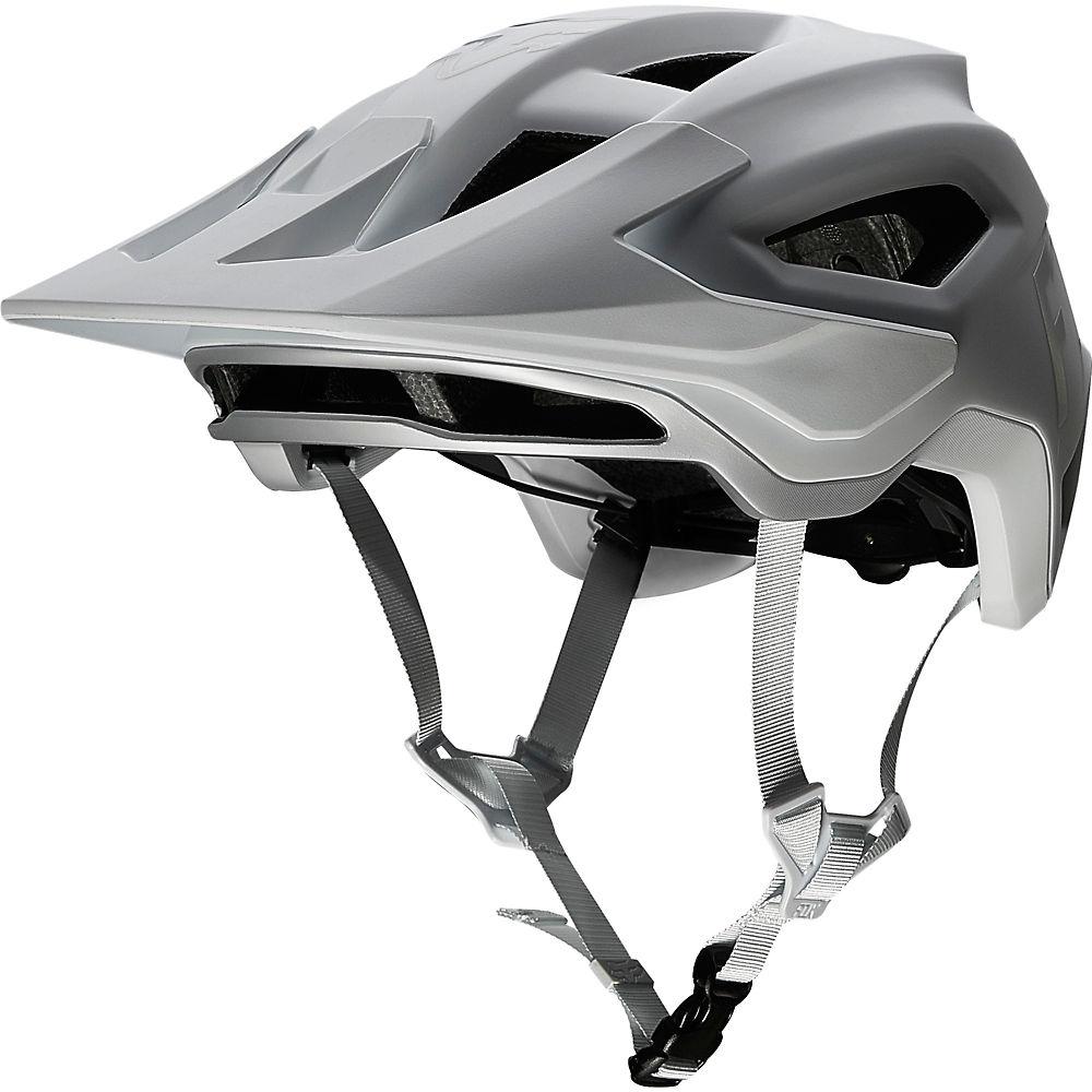 Fox Racing Speedframe MTB Helmet (Wurd)  – White, White