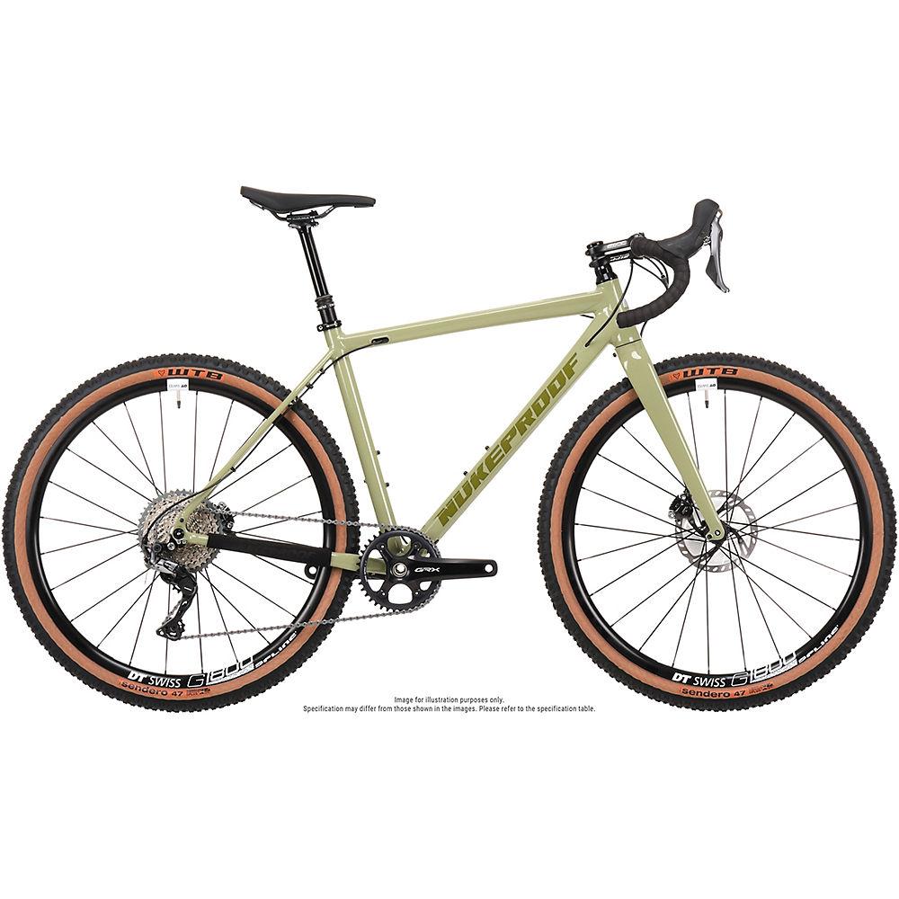 Bicicleta Nukeproof Digger 275 Factory 2021 - Artichoke Green - S, Artichoke Green