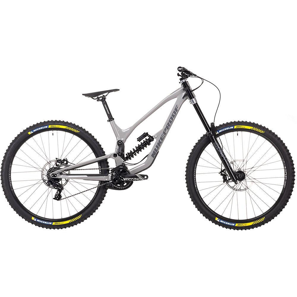 Nukeproof Dissent 290 Comp Bike (gx Dh) 2021 - Concrete Grey - L  Concrete Grey