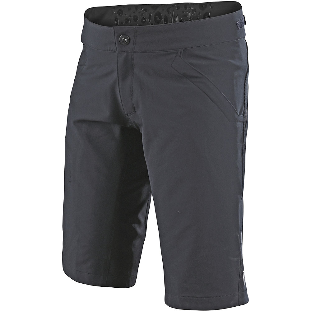 troy lee designs women's mischeif shorts  - xs - charcoal
