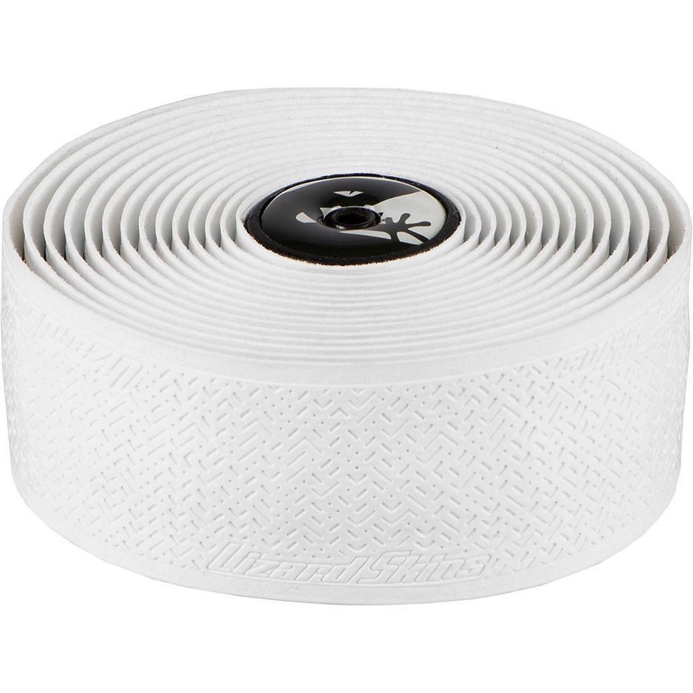 Lizard Skins DSP V2 Handlebar Tape (1.8mm) - Diamond White, Diamond White