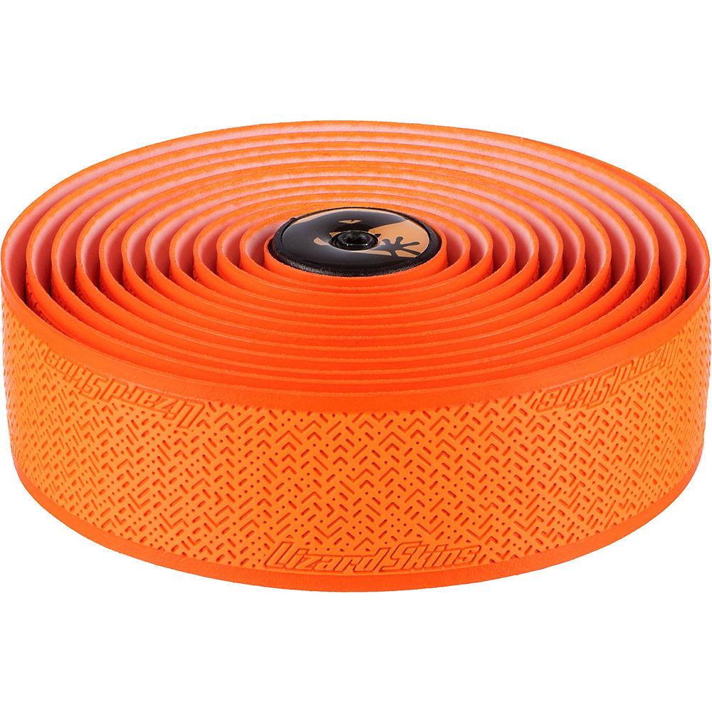 Lizard Skins DSP V2 3.2mm Bar Tape - Tangerine Orange, Tangerine Orange
