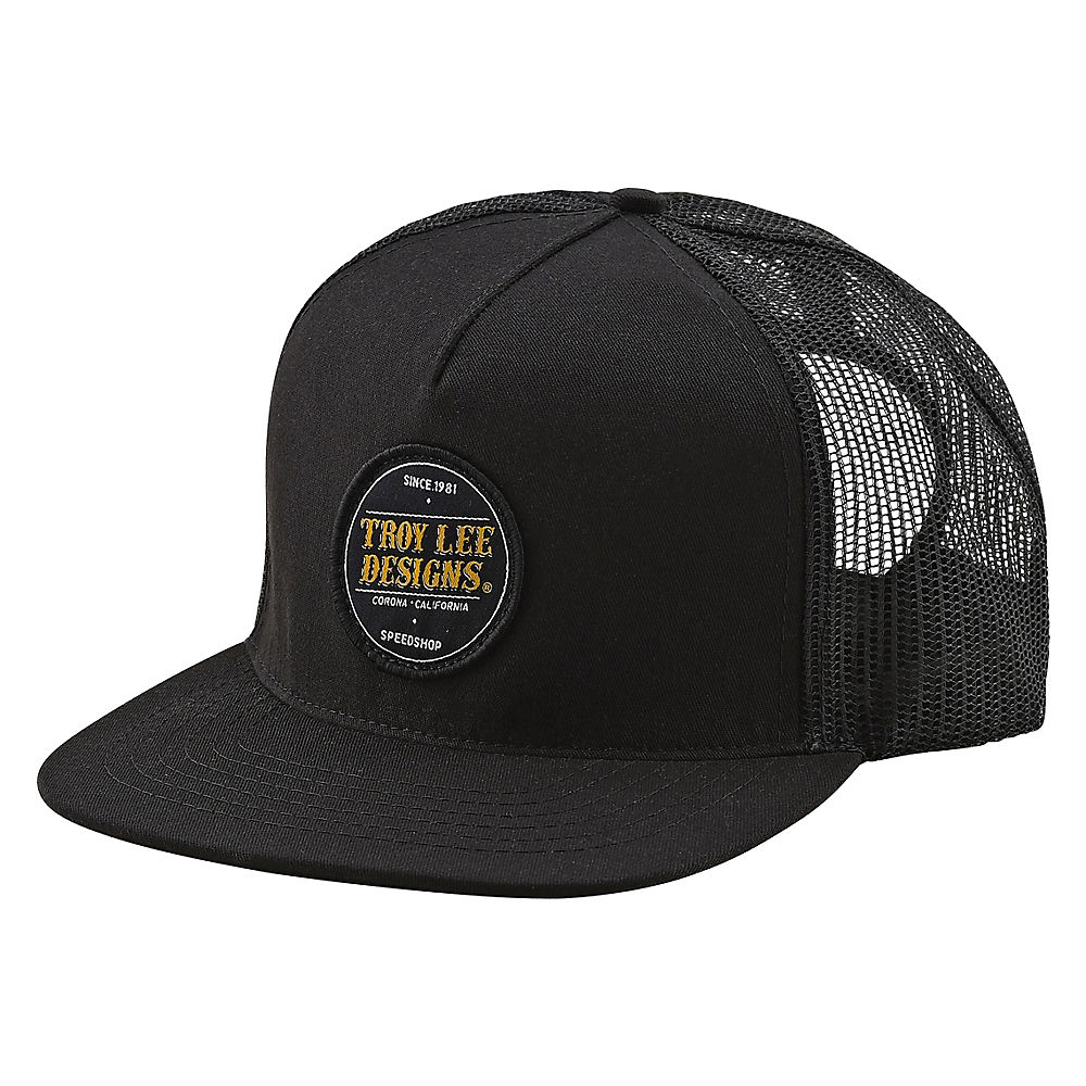 ComprarTroy Lee Designs Beer Head Snapback  - Negro - One Size, Negro