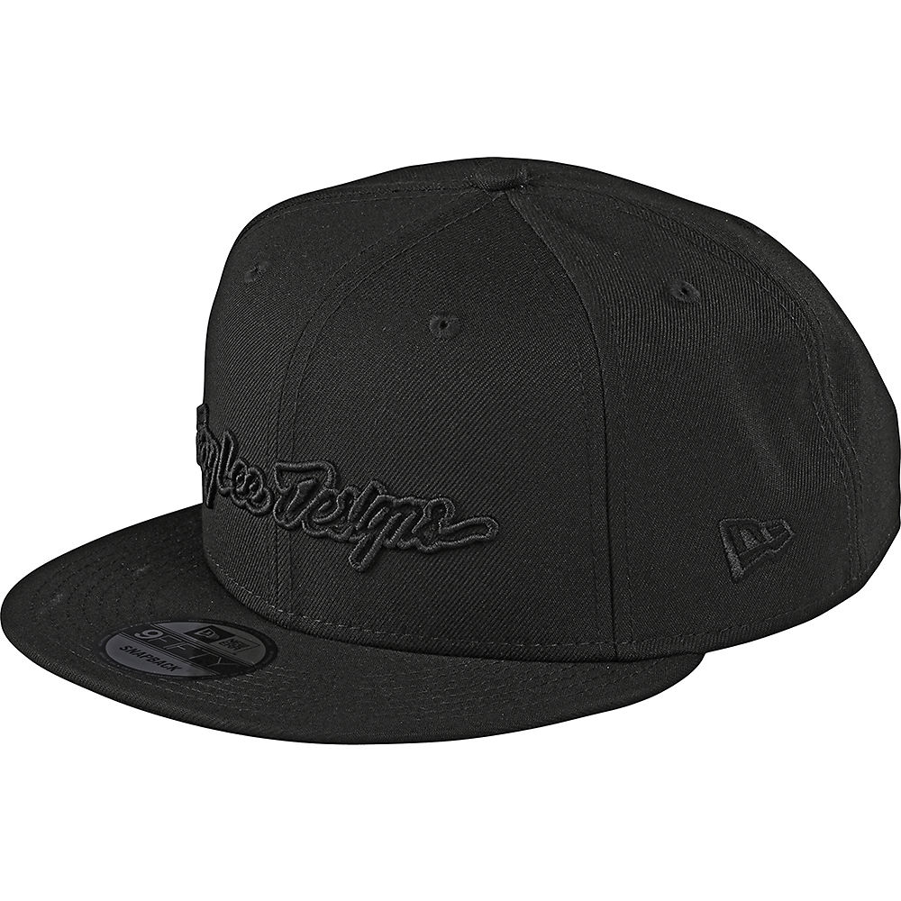 ComprarTroy Lee Designs Signature Snapback  - Negro - One Size, Negro