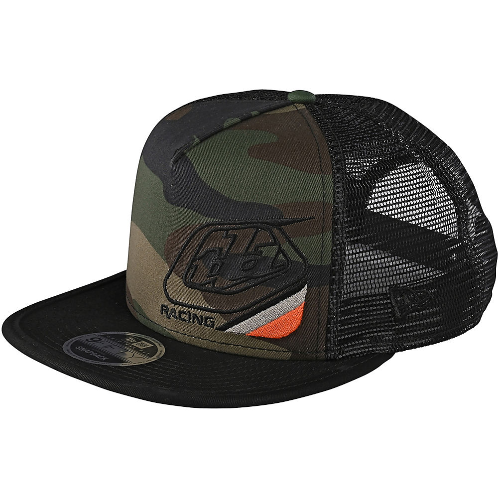 ComprarTroy Lee Designs Precision 2.0 Snapback  - Green Camo - One Size, Green Camo