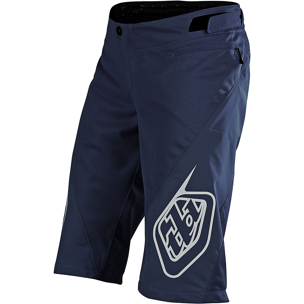 """Image of Troy Lee Designs Sprint Youth Shorts - Navy - 22"""", Navy"""