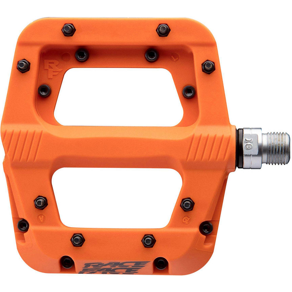 Race Face Chester Pedals - Orange  Orange